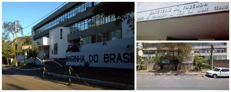 """Nova """"base"""" da Marinha, num dos metros quadrados mais caros de BH, é para cuidar do """"mar"""" de montanhas da Serra do Curral?"""