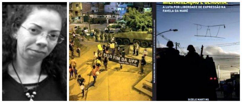 Jornalista da Maré lança livro sobre militarização e censura no maior conjunto de favelas do RJ; vídeos
