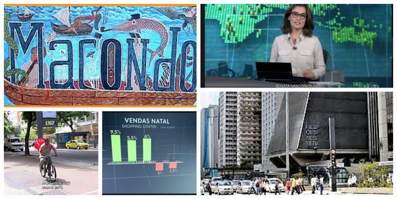 """Eliara Santana: De Macondo à Avenida Paulista – a economia brasileira no """"jornalismo mágico"""" do JN"""
