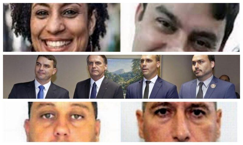 """Urariano Mota: """"Há sangue que corre de Marielle e Anderson até os Bolsonaros"""""""