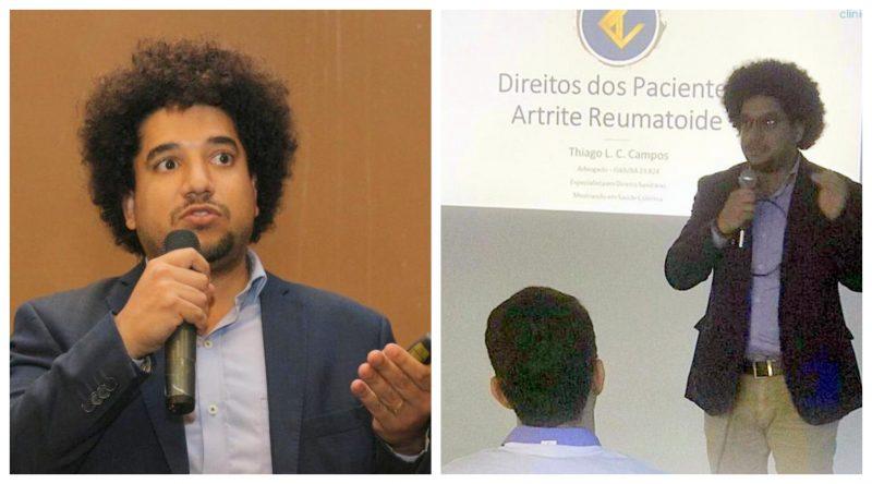 Thiago Campos: Precisamos conhecer os mecanismos jurídicos defender o SUS de forma mais efetiva