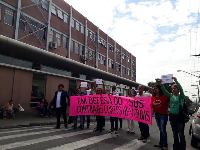 Juliana Cardoso: Descaso da gestão Covas transforma saúde pública em caso de polícia