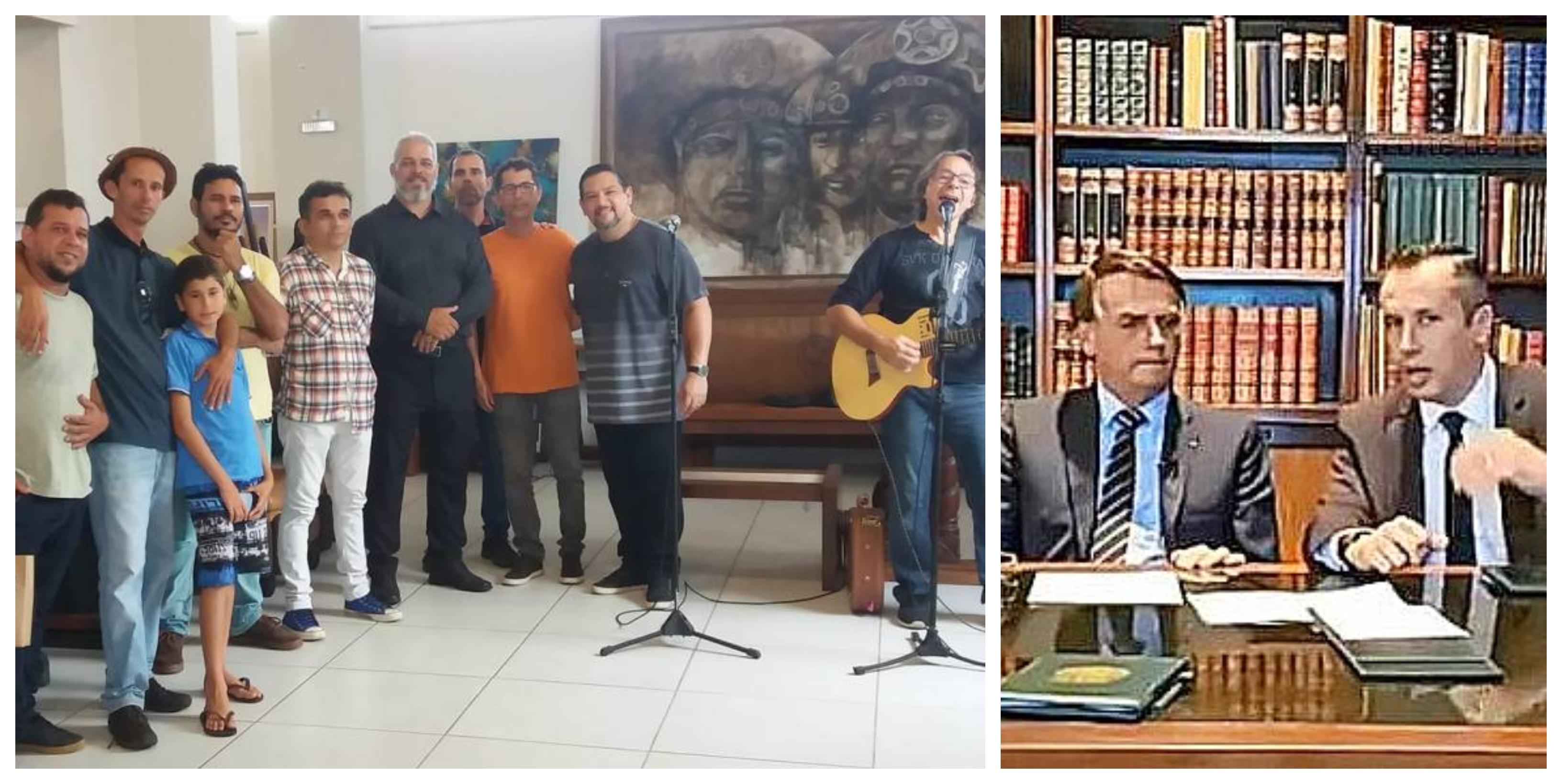"""Jornalista detona movimento de artistas bolsonaristas criado em Natal: """"Enxovalham nosso passado"""""""