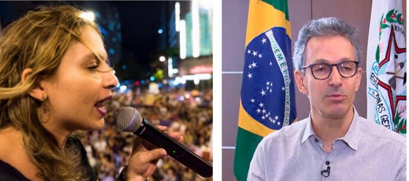 Beatriz Cerqueira: Zema, cadê o pagamento do piso salarial da Educação?