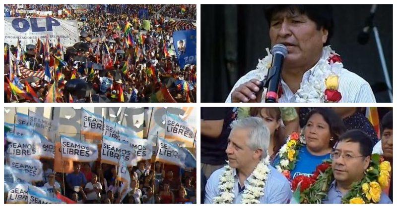 Daniel Valença e os 10 anos de Estado Plurinacional da Bolívia: Forças populares continuam vivas mas sem ilusões; vídeos