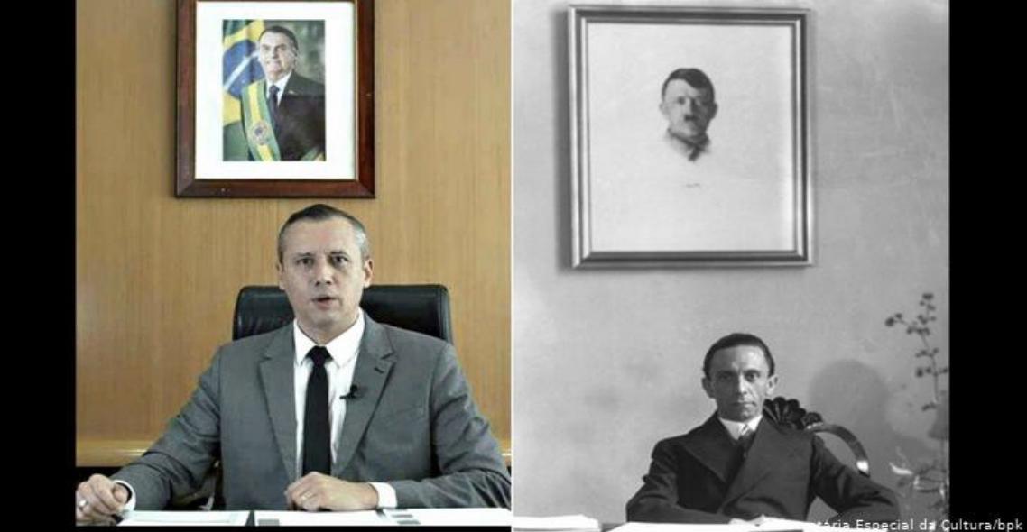 Os argumentos da Procuradoria do Cidadão para anular todos os atos de Roberto Alvim; íntegra