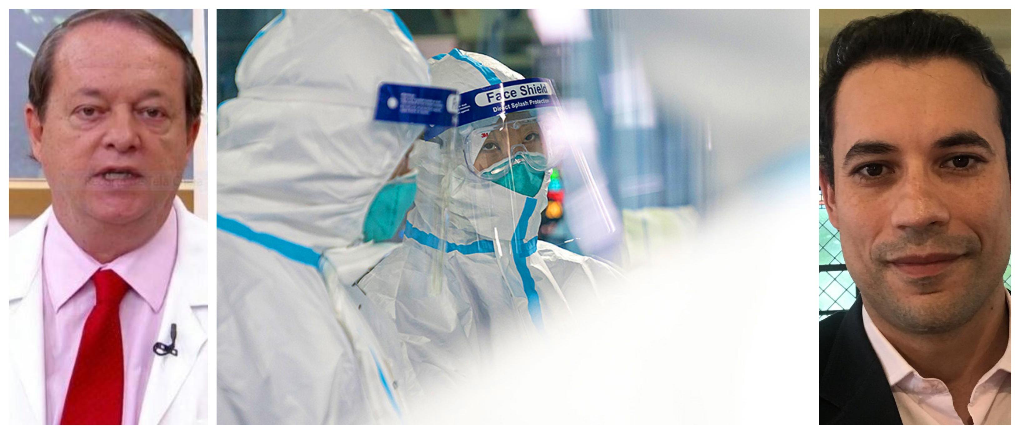 Coronavírus: Médico brasileiro que trabalha na Ásia e colega de hospital universitário afirmam que, no momento, não há motivo para pânico no Brasil