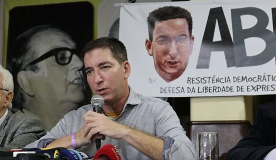 ABI repudia denúncia contra Glenn: Absurda, inepta, tentativa de manipulação