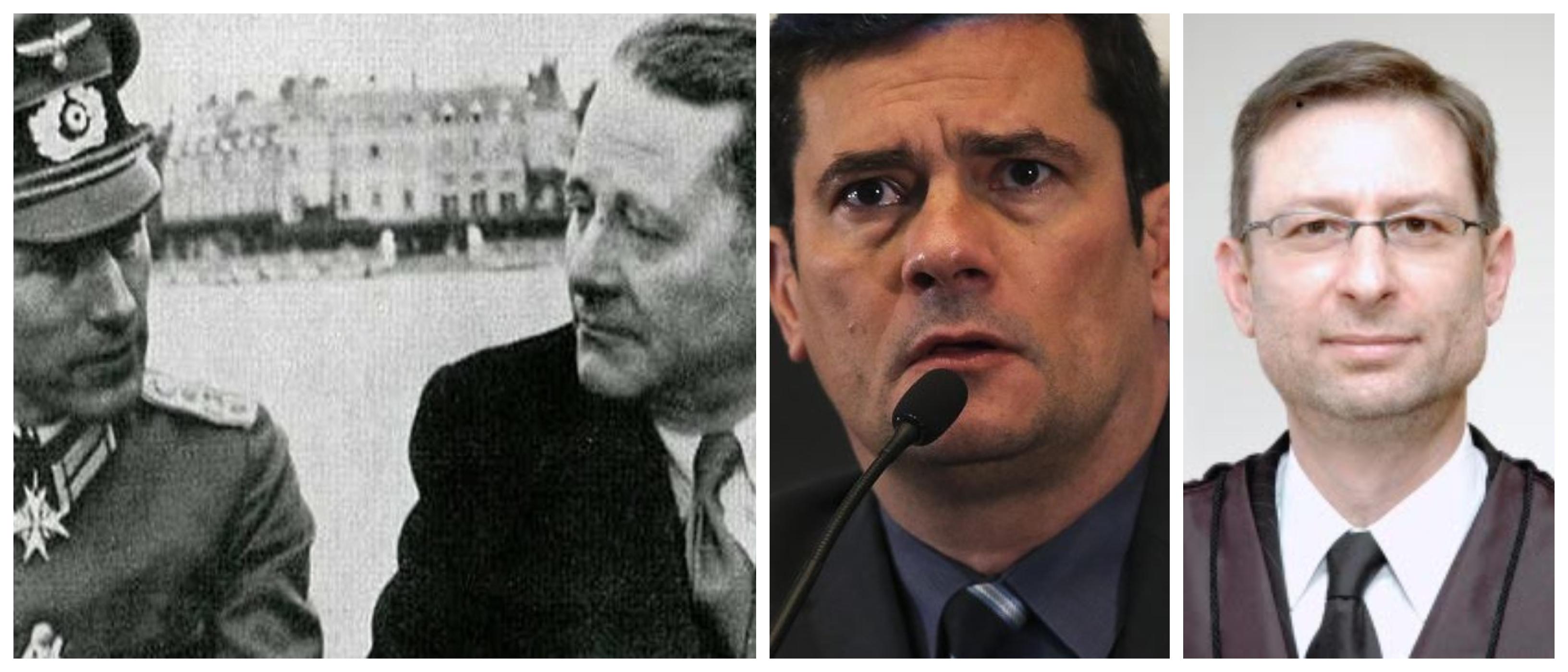 José Chrispiniano: TRF-4 usou jurista nazista para livrar Moro de um crime e ninguém se indignou