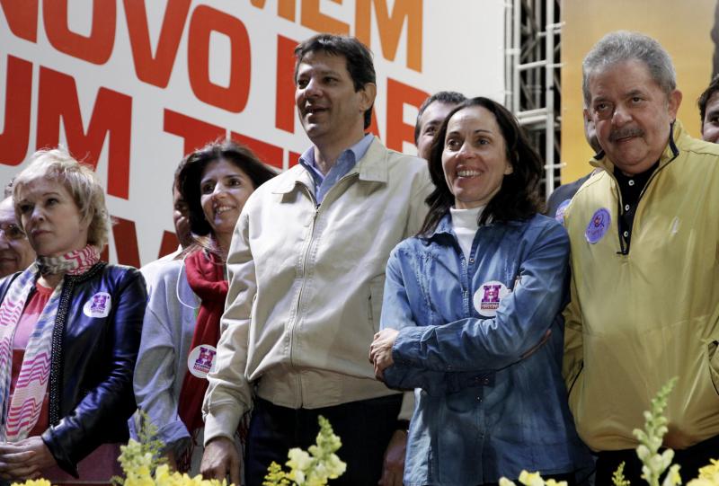 Lula quer chapa Haddad-Marta, em meio à indefinição da corrida eleitoral em São Paulo