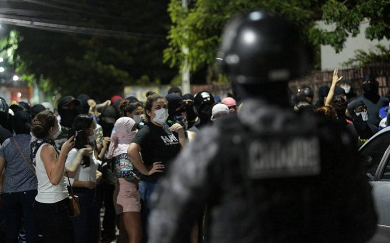 Julian Rodrigues: Com 500 mil homens, ou PMs são reorganizadas ou servirão ao fascismo