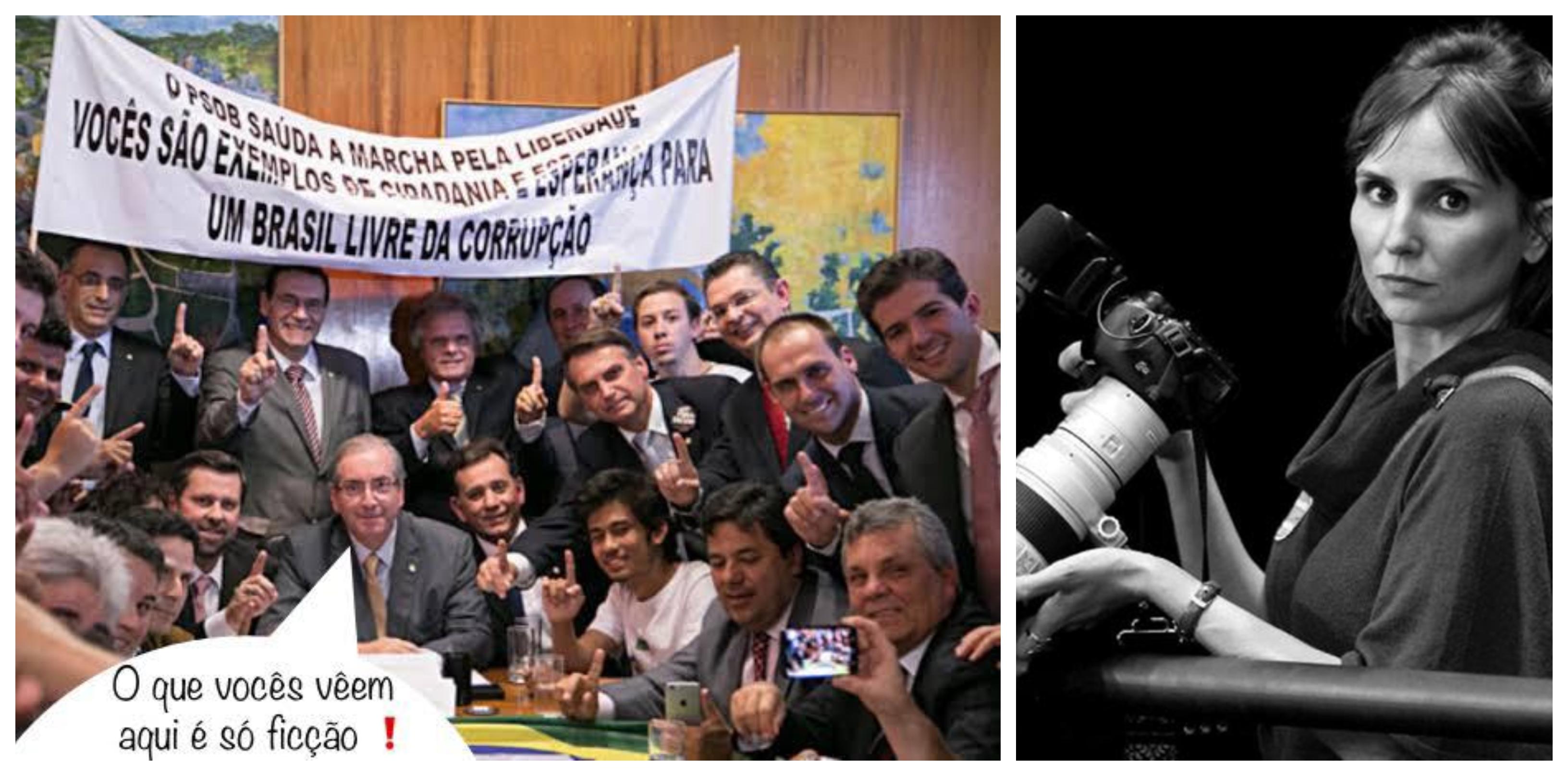 Pedro dos Anjos: Turba do 'Brazil, ame-o ou deixe-o', está de volta