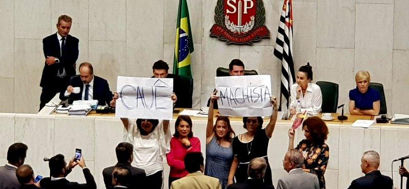Previdência paulista: Em sessão tumultuada, governo Doria transfere votação para após o Carnaval