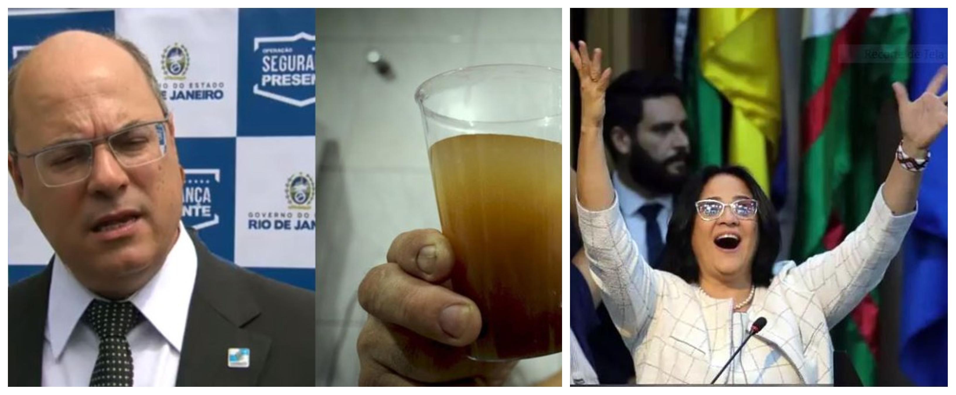 Paulo Capel: Rio vive um apagão sanitário, é muito mais que água repugnante