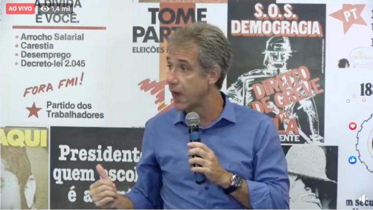 Como foi o debate dos ex-ministros Chioro e Padilha sobre o enfrentamento ao coronavírus; vídeo