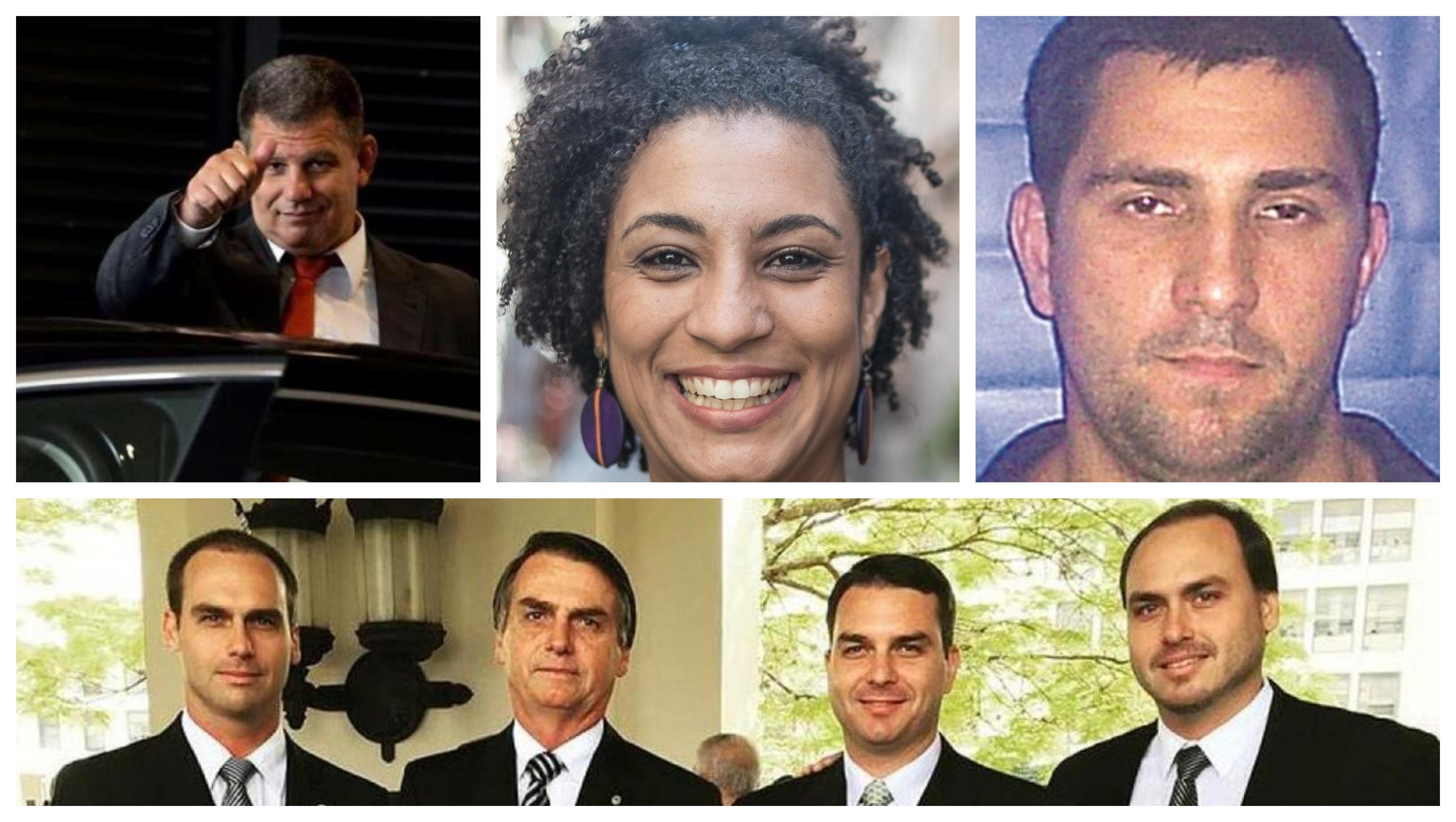 Jeferson Miola: Muitos mistérios, coincidências e mortes rondam o clã dos Bolsonaro