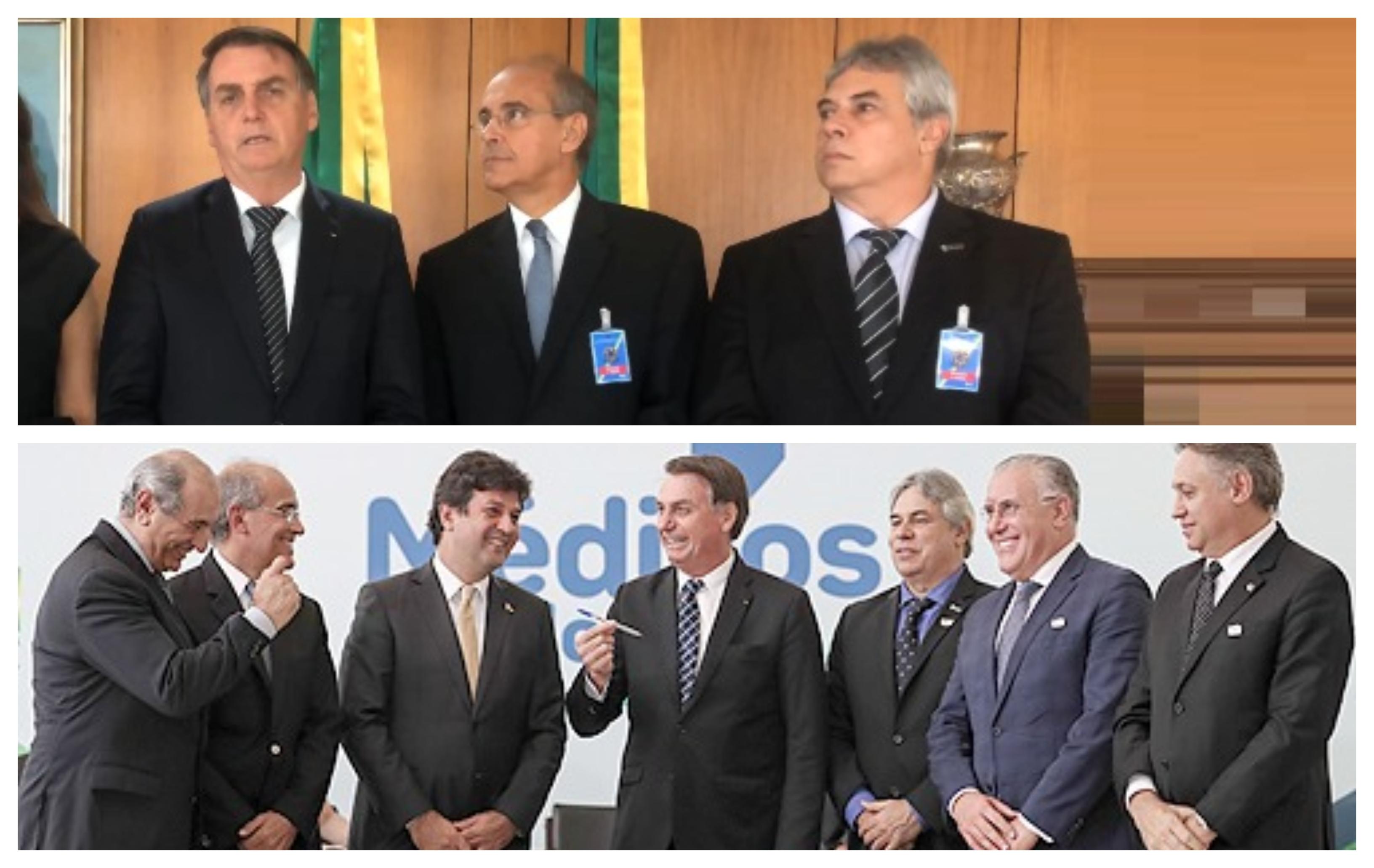 Médicos pela Democracia condenam fala de Bolsonaro e cobram Conselho Federal e Associação Médica Brasileira