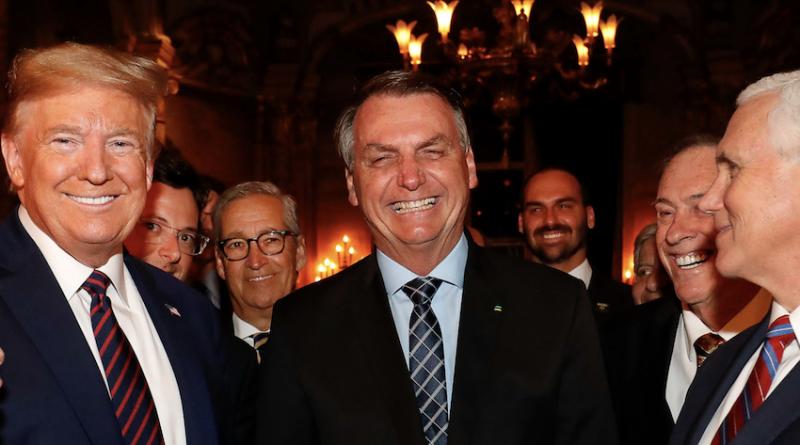 Fox: Teste positivo de Bolsonaro para coronavírus provoca reunião de emergência na Casa Branca, mas era fake news