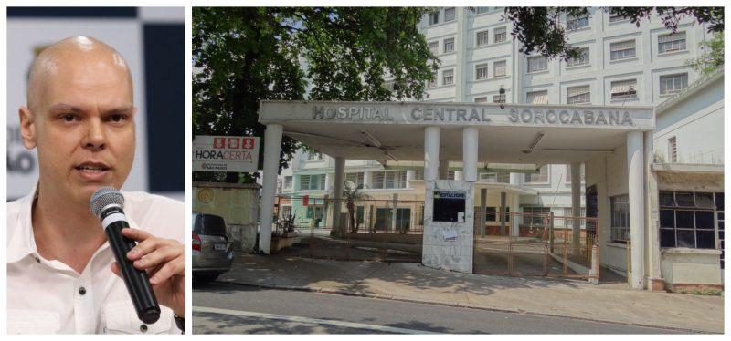 Juliana Cardoso: Covas, contra o coronavírus, reabra o Hospital Sorocabana!
