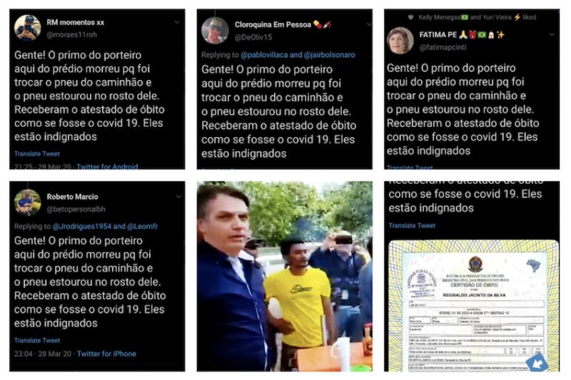 """Depois do caso do """"primo borracheiro do porteiro"""", PCdoB vai pedir à PF que investigue fake news da pandemia"""