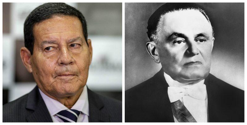 Dr. Rosinha: Mourão mente quando diz que o general Castello Branco foi eleito para presidente da República