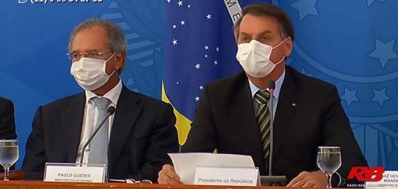 PDT e Padilha vão à Justiça contra campanha de Bolsonaro, enquanto carreatas pedem relaxamento de medidas para conter pandemia
