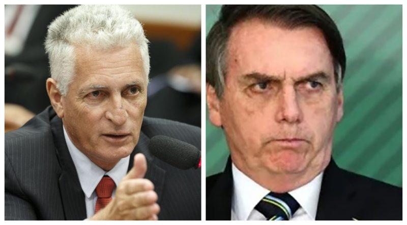 "Rogério Correia requer resultado do teste de Bolsonaro:  ""O Brasil precisa da verdade! O presidente foi infectado pelo coronavírus?"""