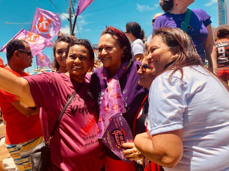 Jana Sá: Como foi o 8 de março no único Estado brasileiro governado por uma mulher
