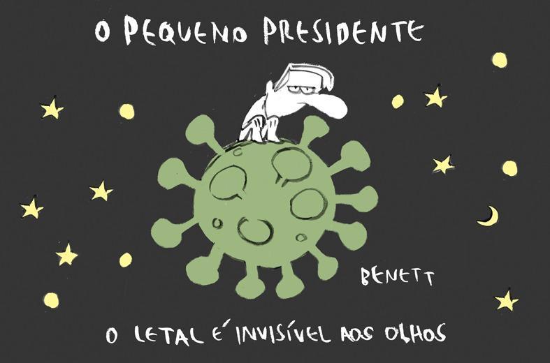 Maister da Silva: Bolsonaro promove eugenia social sem precedentes no Brasil