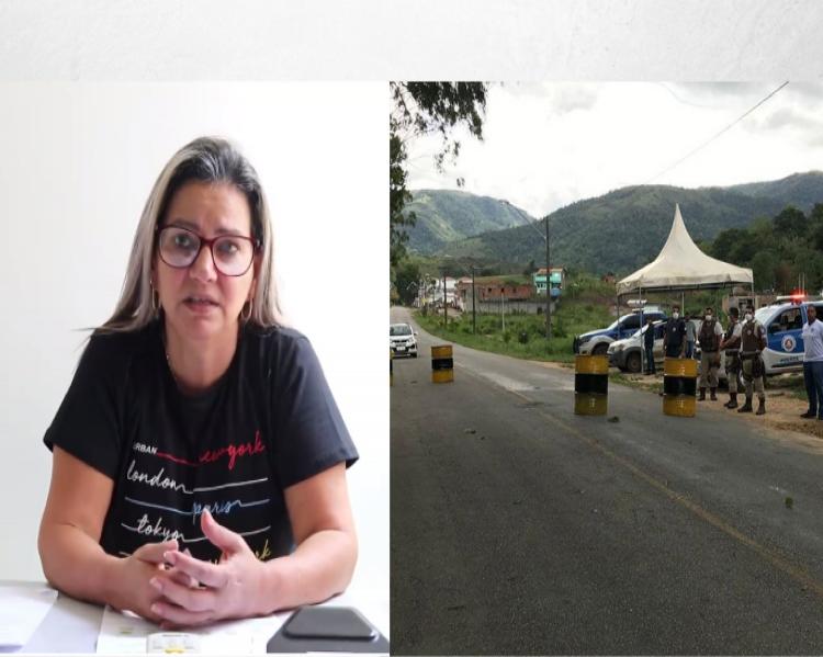Secretária da Saúde conta como Itagi, no interior da Bahia, está evitando a disseminação do covid-19
