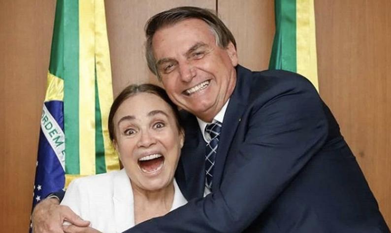 """""""Fortuna"""" de dona Marisa é dez mil vezes menor que o divulgado por Carlos e Eduardo Bolsonaro e Regina Duarte; veja o documento"""