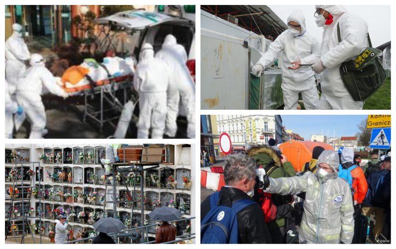 Combate ao novo coronavírus vai ser uma guerra de verdade, a pior que já enfrentamos; vídeos
