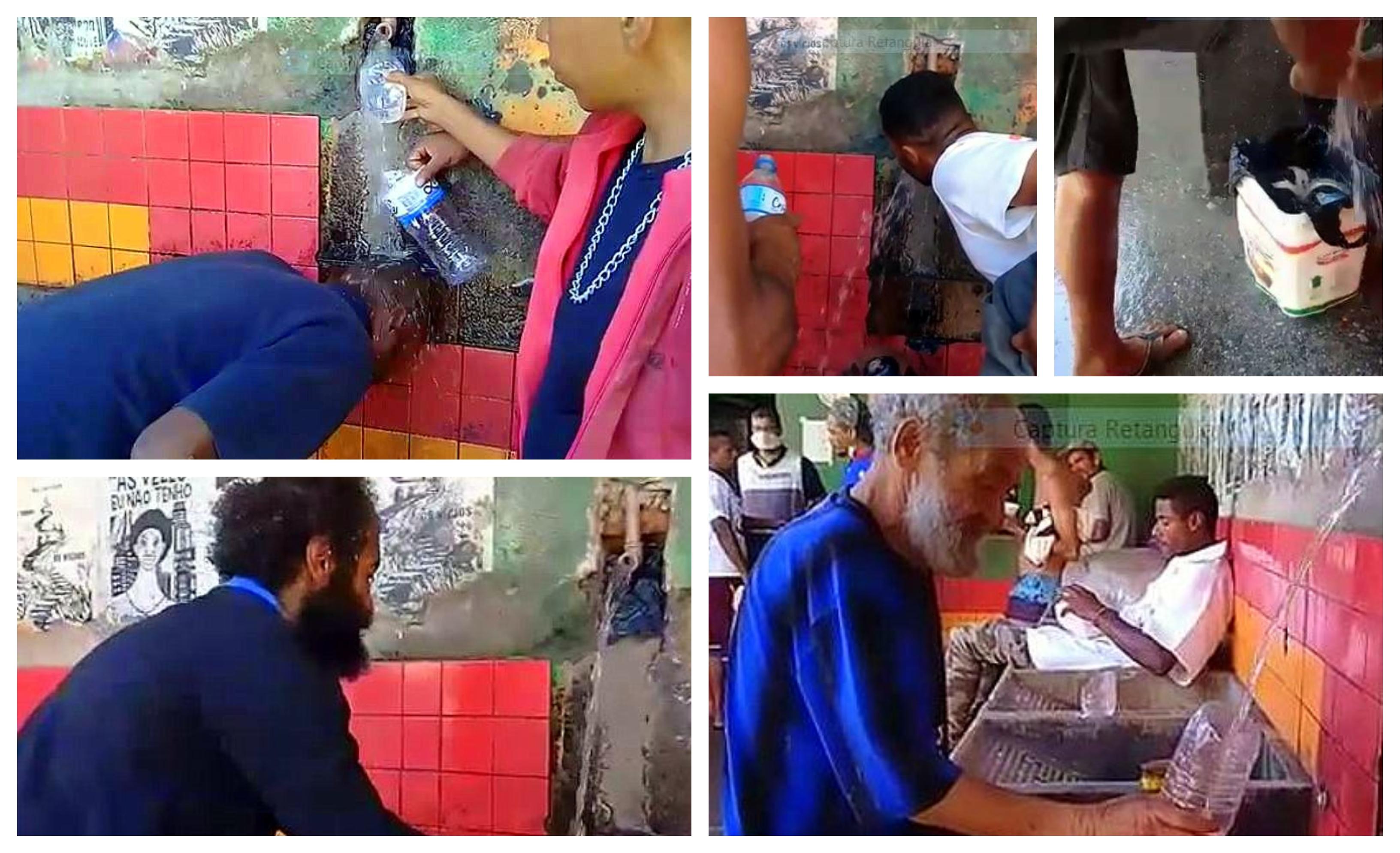 """Covas e Doria deixam moradores da Cracolândia sem água: """"O que era grave, piorou. Vai ser genocídio"""""""