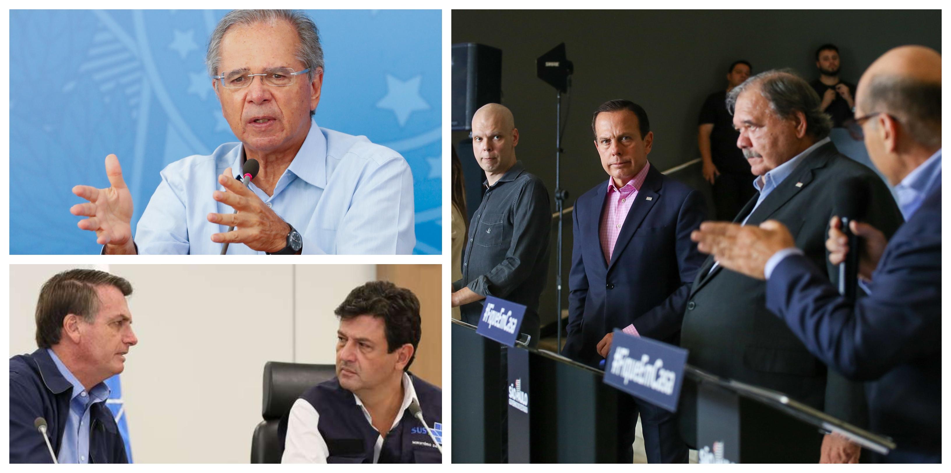 'Só há uma chance de o Covid-19 ser enfrentado com sucesso: Poder público romper já com as amarras do corte dos gastos'