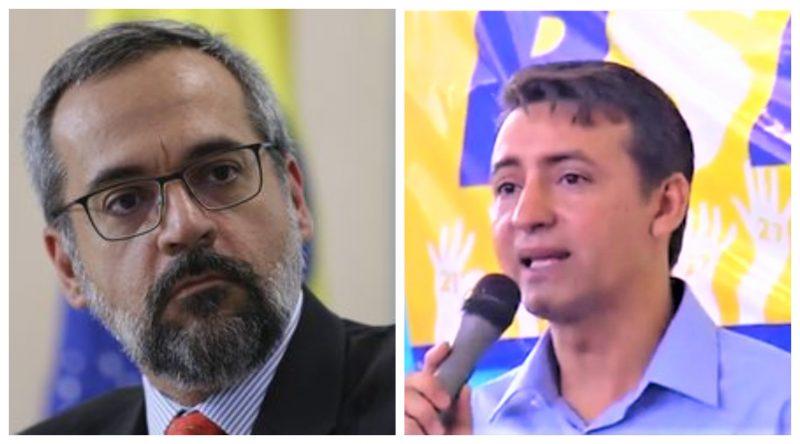 Instituto Federal do RN: Interventor nomeado por Weintraub processa reitor eleito, jornalista e censura agência Saiba Mais