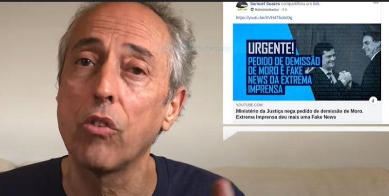 Bob Fernandes mergulhou por 2 meses nas redes de esgoto de fake news de Bolsonaro e mostra como funciona a máquina fascista; vídeo