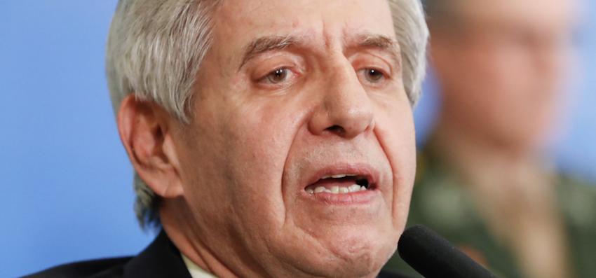 PDT entra com notícia-crime contra general Heleno por violar Lei de Segurança Nacional; íntegra