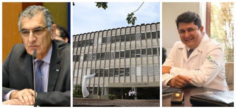 """Gerson Salvador: USP erra ao declarar o Hospital Universitário, no Butantã, """"livre da covid-19"""""""