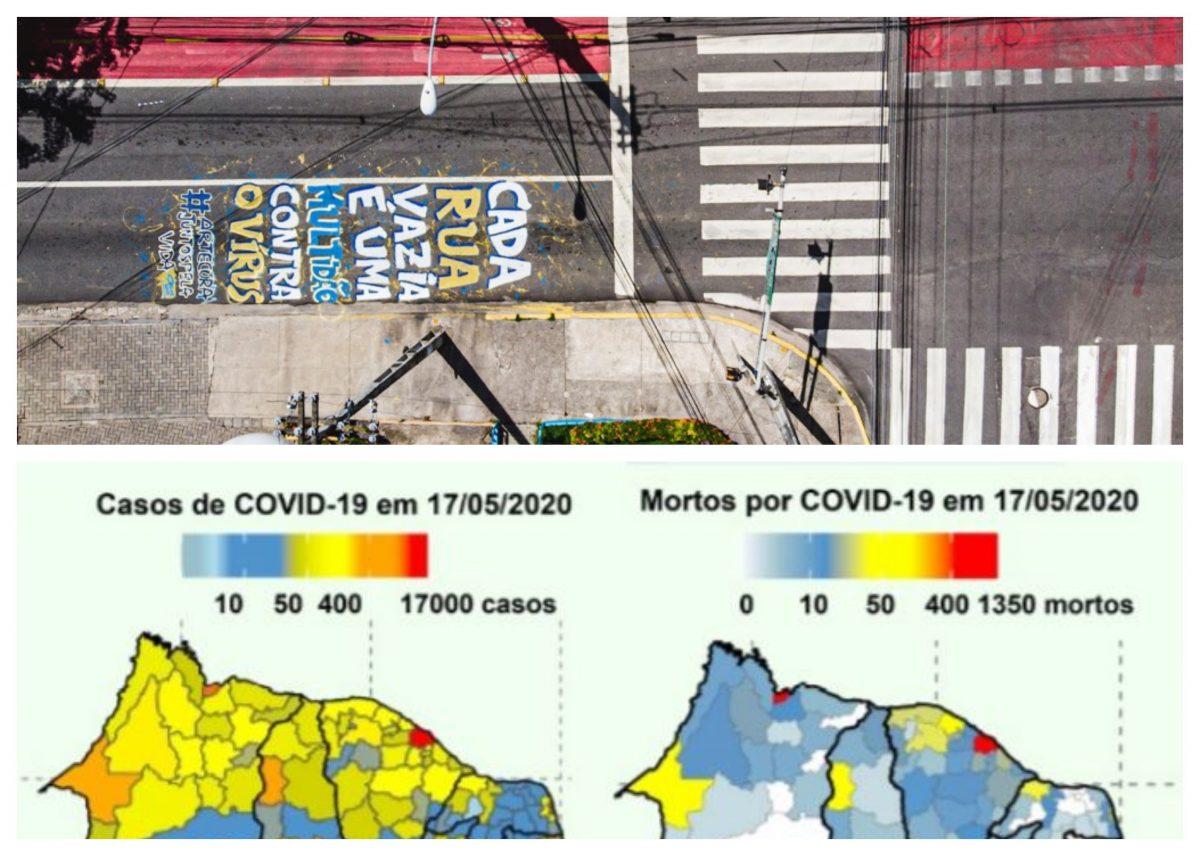 Comitê Científico recomenda aumento do isolamento social no Nordeste e até lockdown em algumas cidades