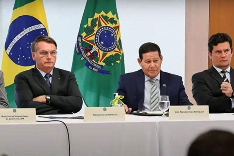 Hugo Cavalcanti Melo: O vídeo de 22 de abril pode ser um libelo contra Bolsonaro; reduzi-lo à discussão sobre Moro é surreal