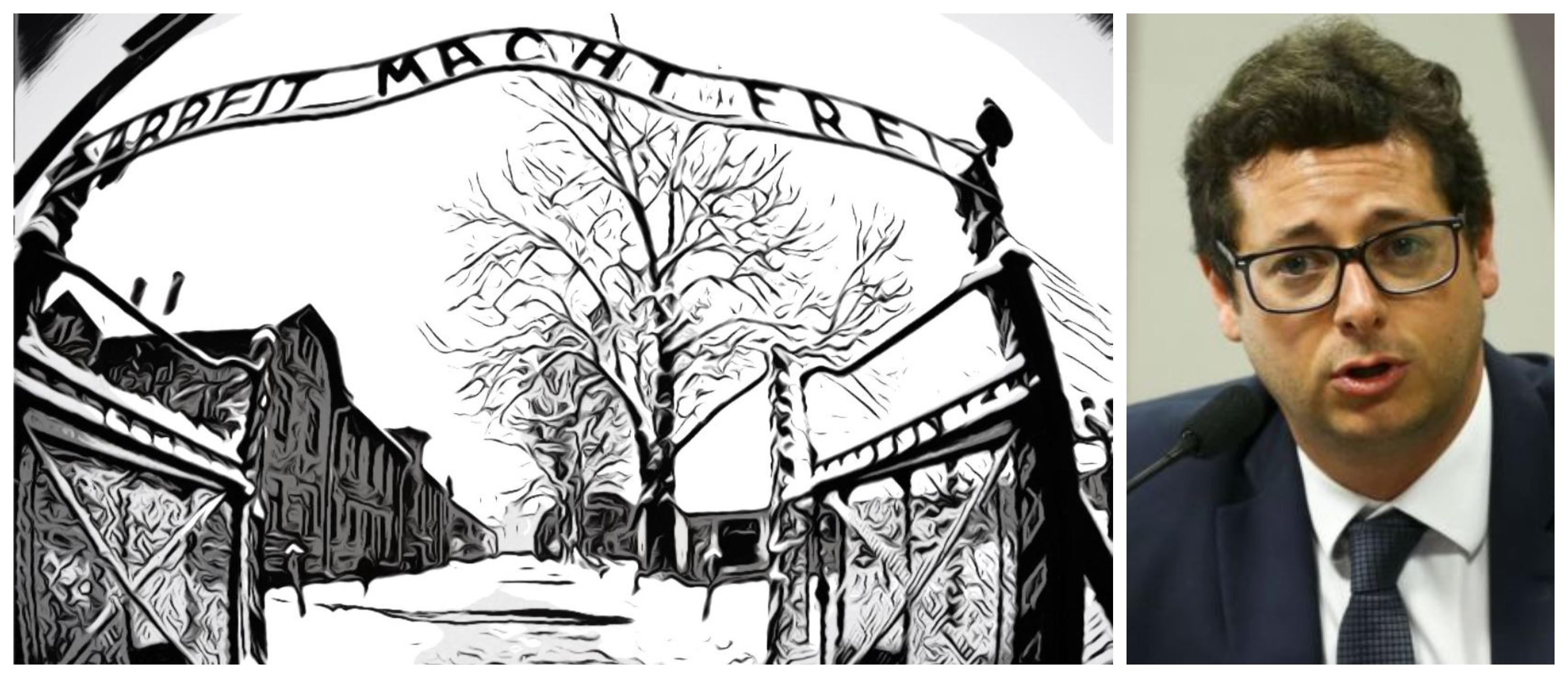 Pedro dos Anjos: Um parafascista, que extrapolou até aqueles que também receberam 'ensinamentos judaicos'