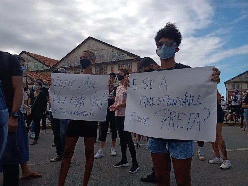"""Patrícia Maeda e Jorge Souto Maior: Quantas mãos """"empurraram"""" Miguel?"""