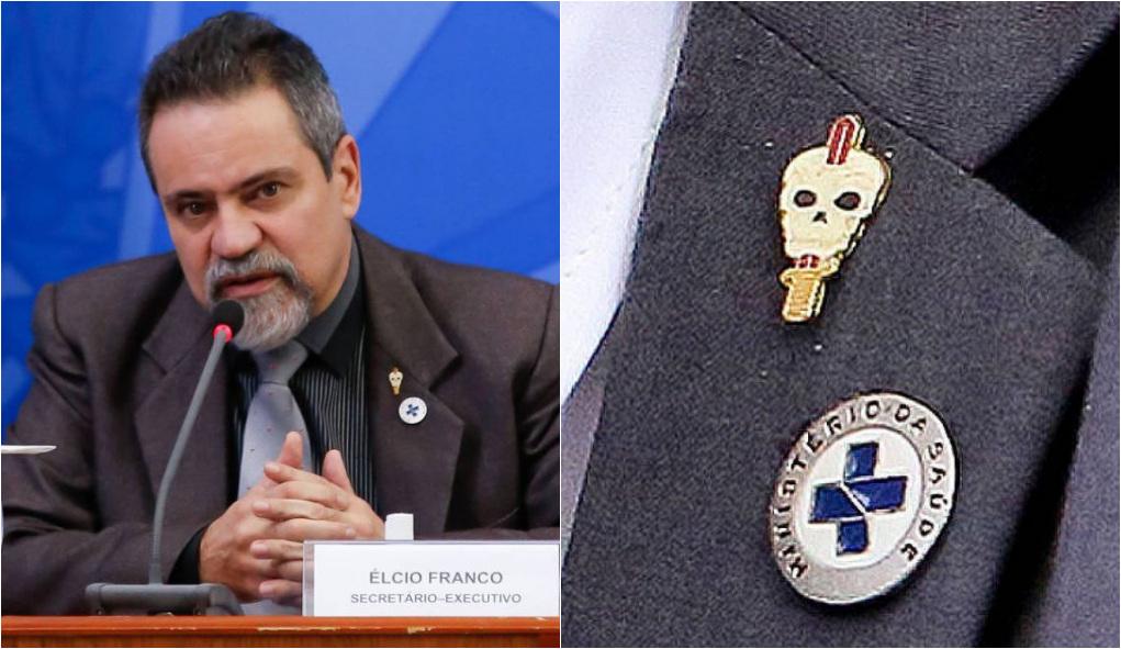 Dr. Rosinha, sobre o broche do coronel na Saúde: Meu pai tinha razão quando dizia que medo a gente tem de vivo, morto não faz mal a ninguém