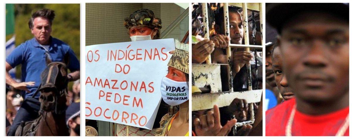 Luís Carlos Bolzan: Na busca frenética por lucro e descaso com a vida, genocídio por covid-19 vem a galope no Brasil