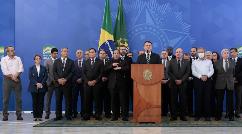 Jair de Souza: Manifesto para todos é manifesto para ninguém