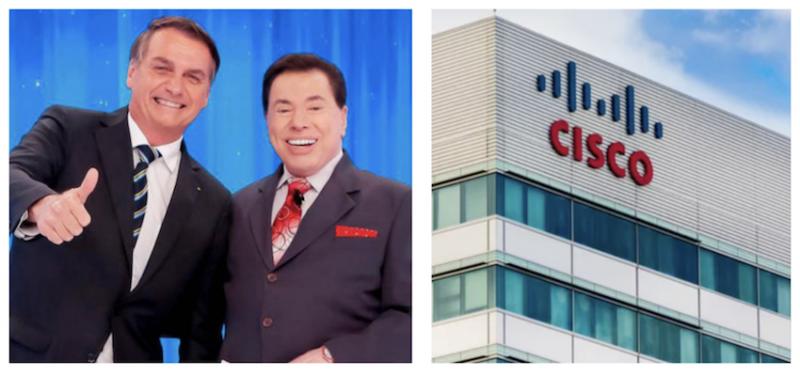 Theófilo Rodrigues: Dinheirama do 5G, que a Cisco levou sem debate, ficará nas mãos do genro de Silvio Santos