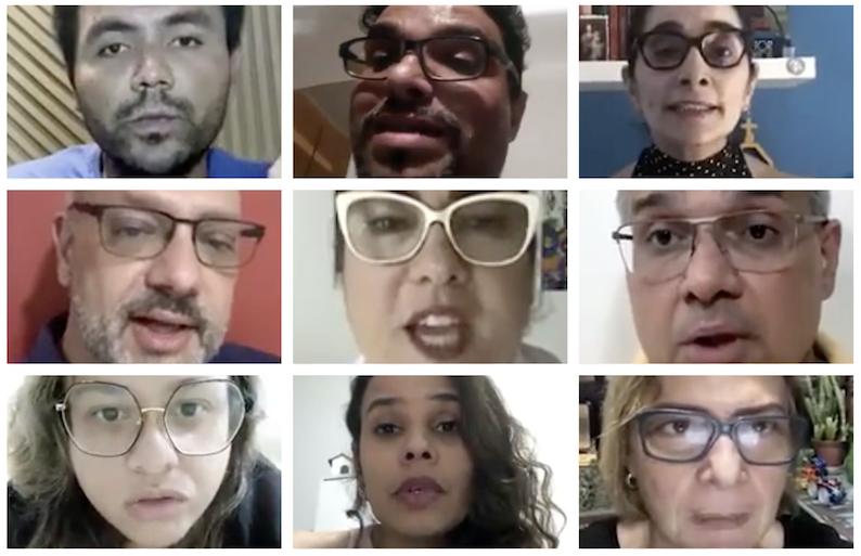 A dura resposta de médicos do Ceará ao pedido de Bolsonaro para invadir hospitais; vídeo