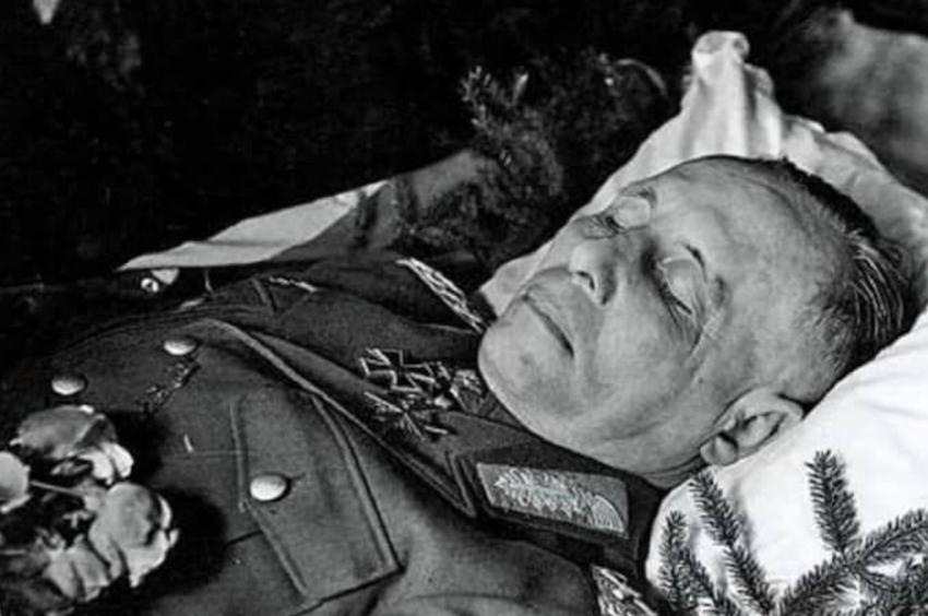 O suicídio induzido do General Rommel