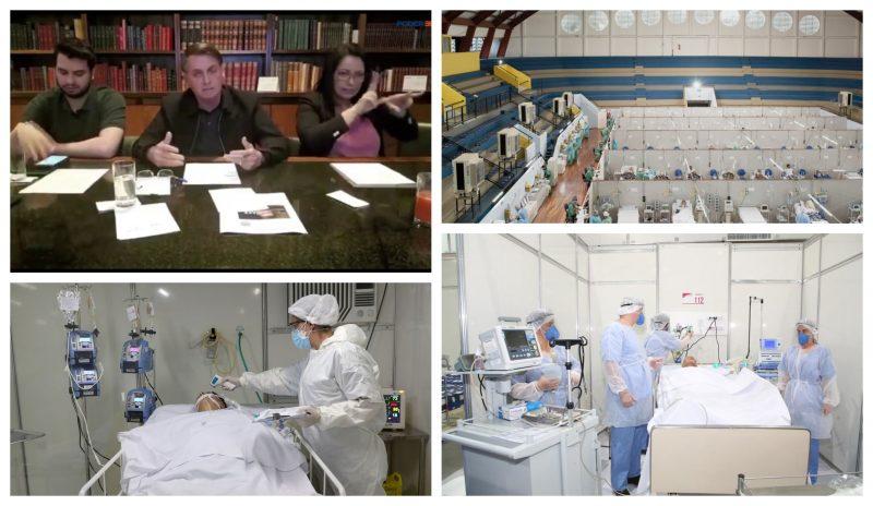 Médicos pela Democracia apelam às entidades contra invasão de hospitais: 'Instigar ódio aos serviços de saúde e seus trabalhadores é criminoso'