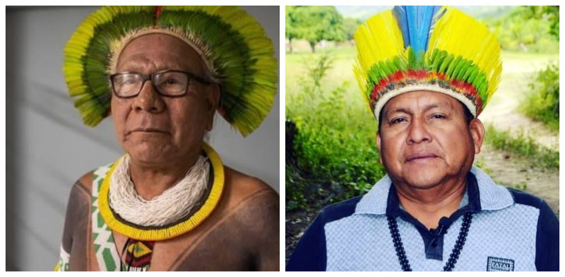 Cimi denuncia avanço da covid nas aldeias de todo o País; pesar pela morte dos líderes Paulinho Payakan e Dionito Makuxi